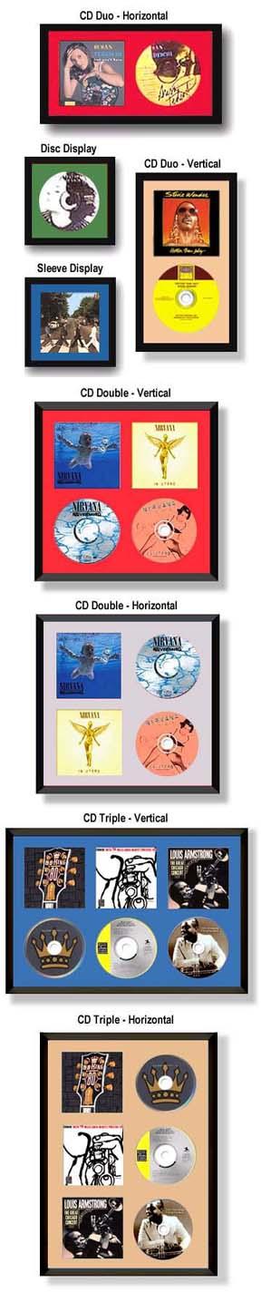 CD Frames
